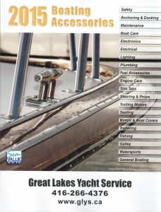image of the great lakes yacht services boat repair and parts catalogue